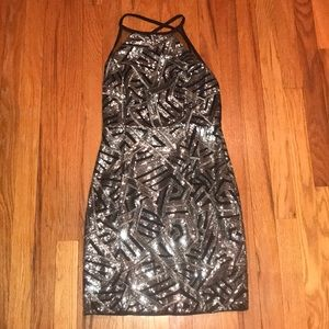 Sparkle dress, wear for any party occasion!